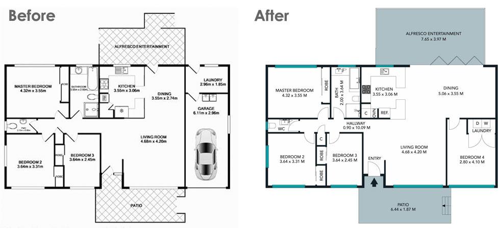 forster building plans
